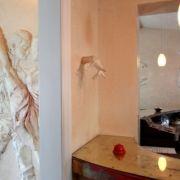 Konzept - Bistro - Handskulptur