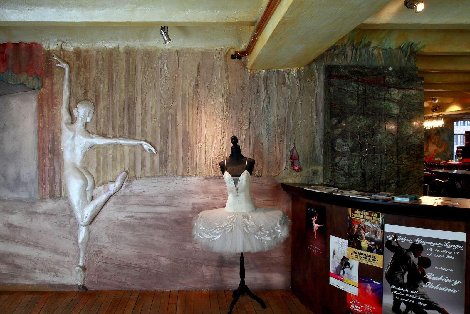 Gesamtentwurf - Kunst im Showroom