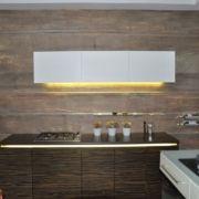 Wandrelief - Linien - Küche