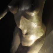 Meeresjungfrau - Torso - Dateil