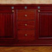 Möbeldesign - Mahagoni - Verde Guatemala