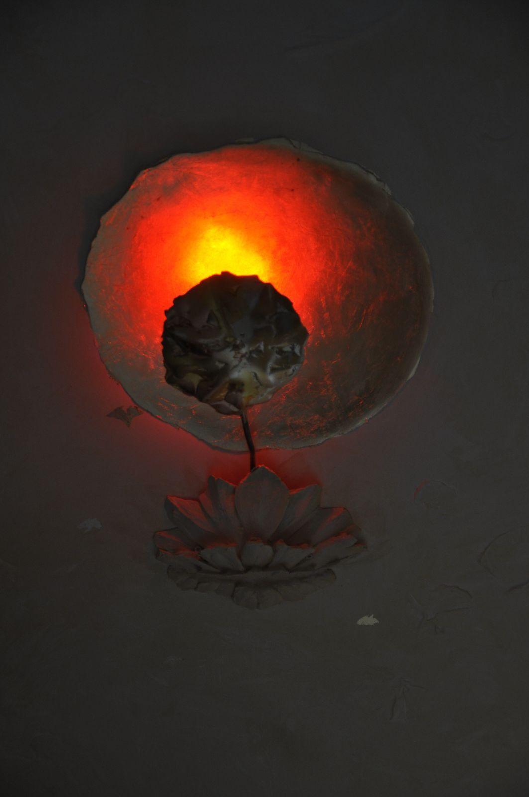 Wandnische - Lampe -Lichtobjekt