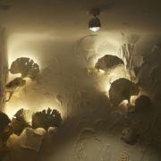 Wandausschmueckung - Blaetterrausch - Lichtquellen