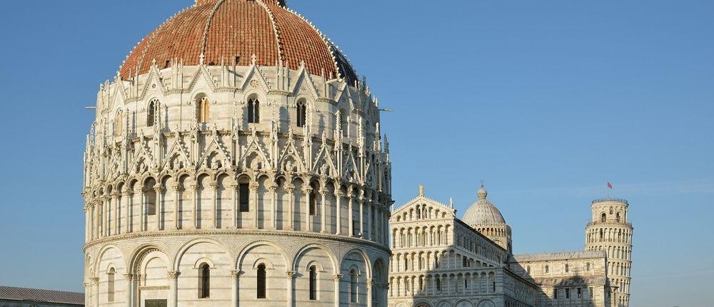 Baptisterium/ Pisa
